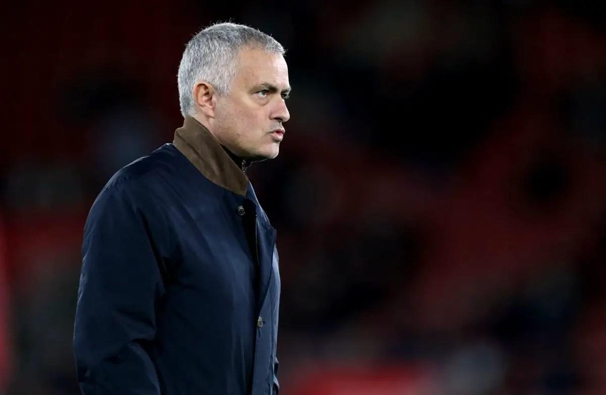 Top-Four Hopes Receeding – Mourinho