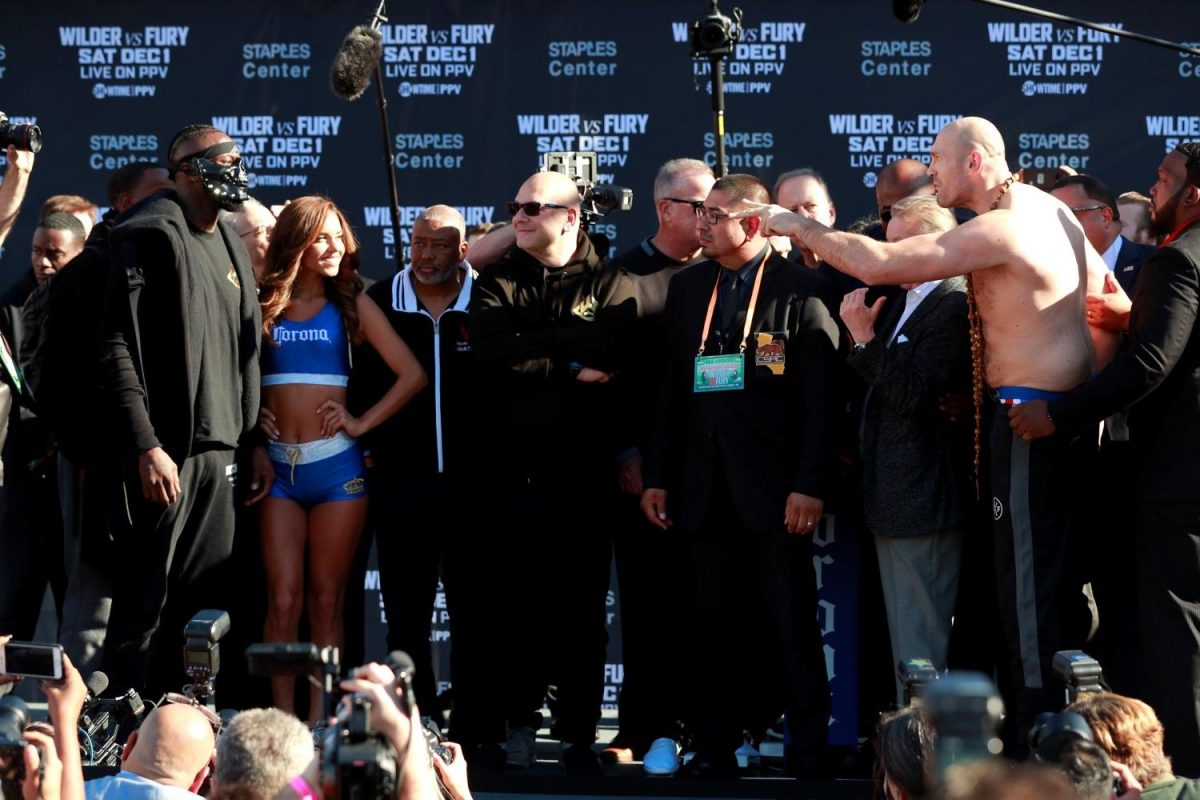 Wilder Ready For Biggest Bout