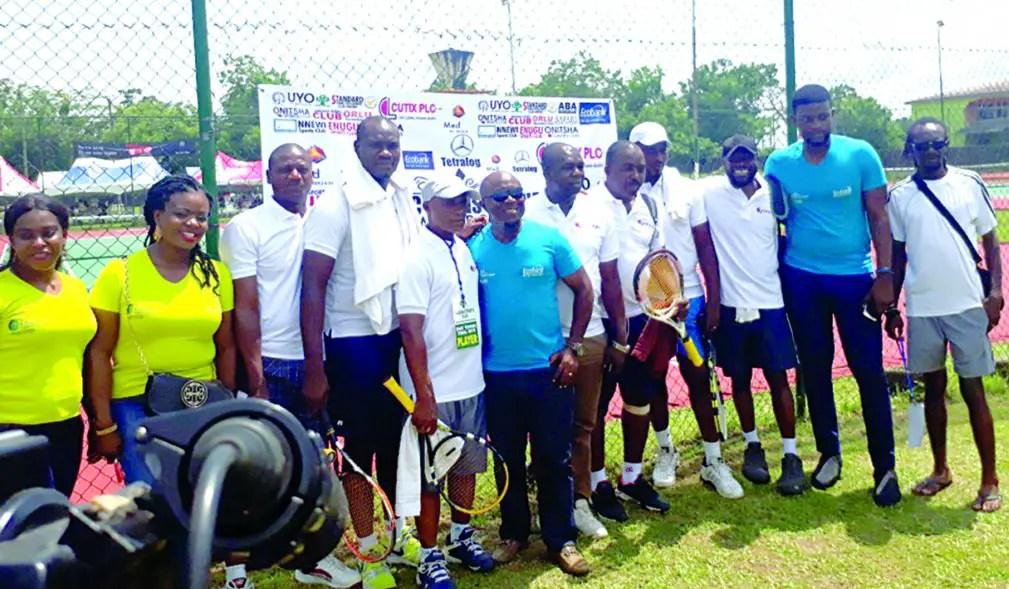 Nnewi Agog For ENIC Tennis Championship Semis
