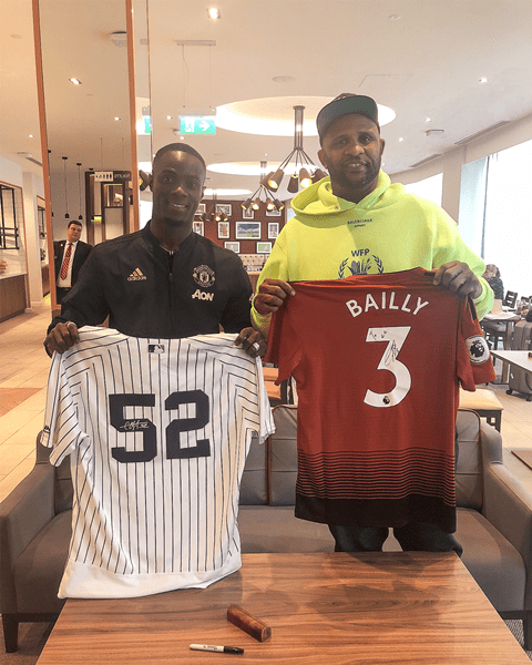 Eric Bailly Signs With Roc Nation Sports