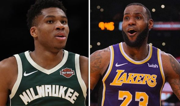 Lebron James And Giannis Antetokounmpo Lead In NBA All-Star Voting 2019