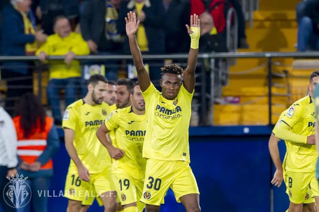 Ike  Uche Urges Chukwueze Not To Leave Villareal