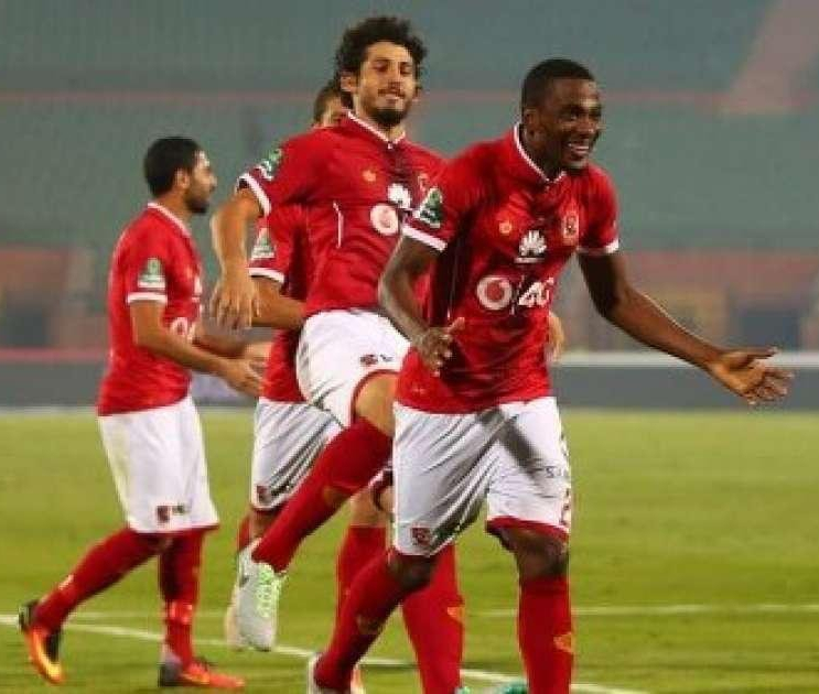Ajayi Back In Al Ahly Training After 7-Month Injury-Induced Layoff