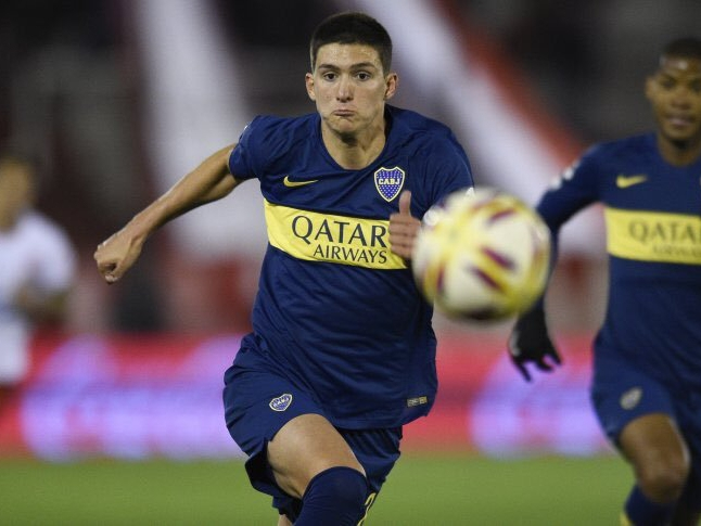 Dortmund To Sign Boca Juniors' Hot Prospect Balerdi