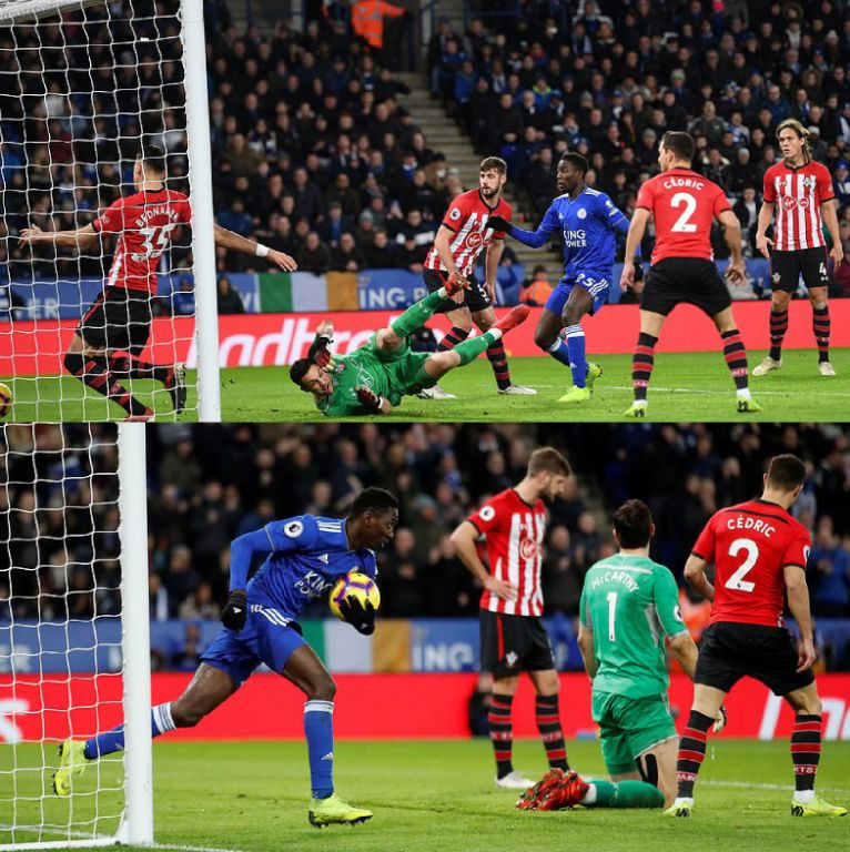 EPL: Ndidi Bags 2nd Goal Of Season In Leicester Defeat; Iheanacho, Balogun, Success Benched