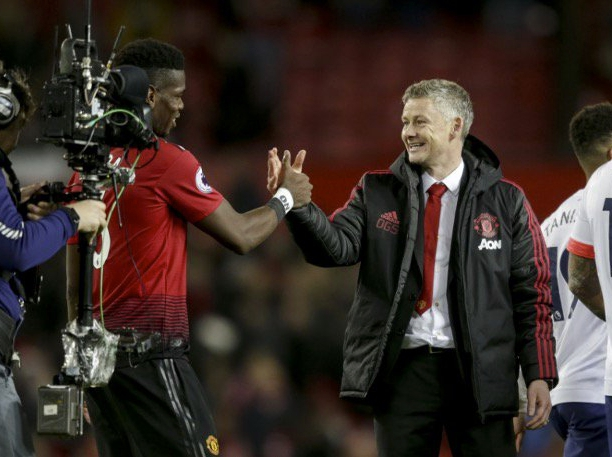 Solskjaer Plays Down Pogba's Real Madrid Link Rimours