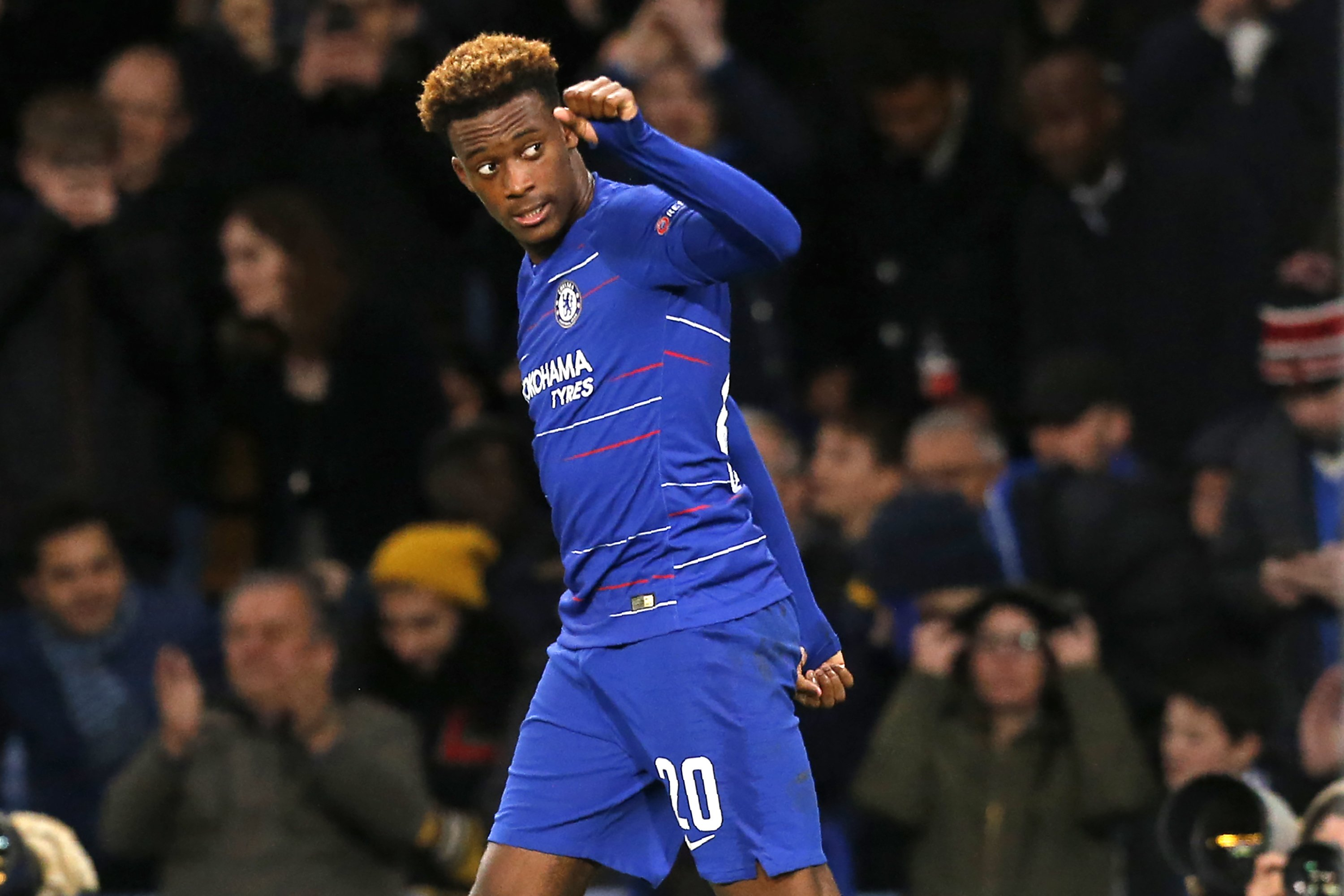 Zola: Hudson-Odoi Getting Playing Time Assurance At Chelsea,  Higuain Settling In Well