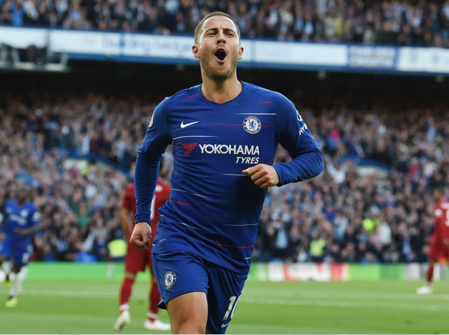Hazard Off To Laliga As Real Madrid, Chelsea Agree €100m Transfer Deal