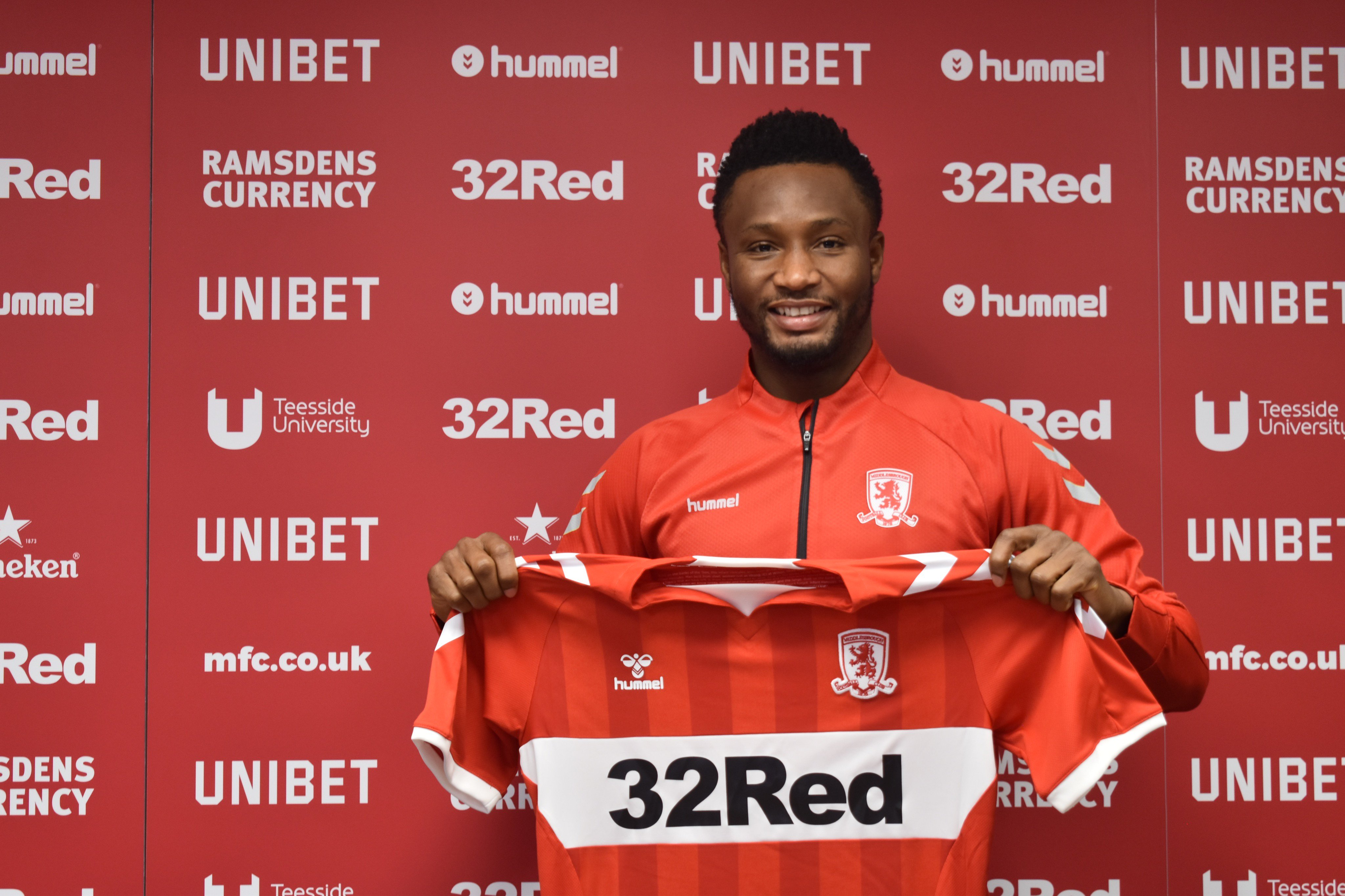 Middlesbrough Confirm Mikel Signing On Short Term Deal