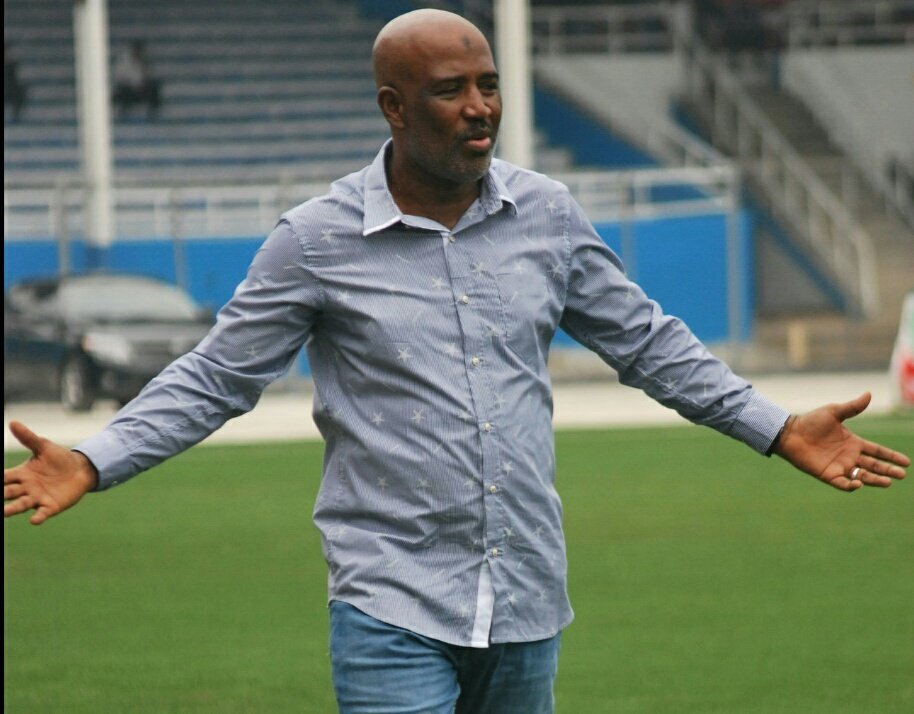 Enyimba Coach Abd'Allah Plays Down Oriental Derby Vs Rangers; Targets Top 3 Finish