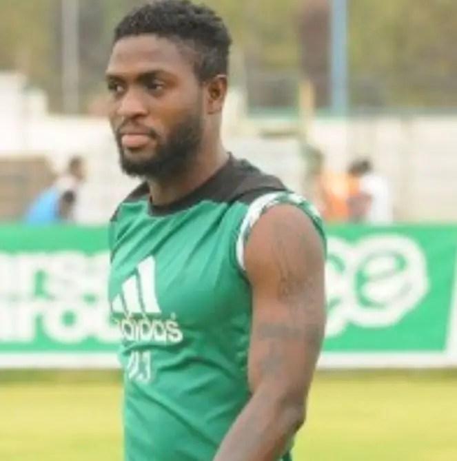 Babatunde Confident Heading Into Lobi – Wydad CAFCL Clash