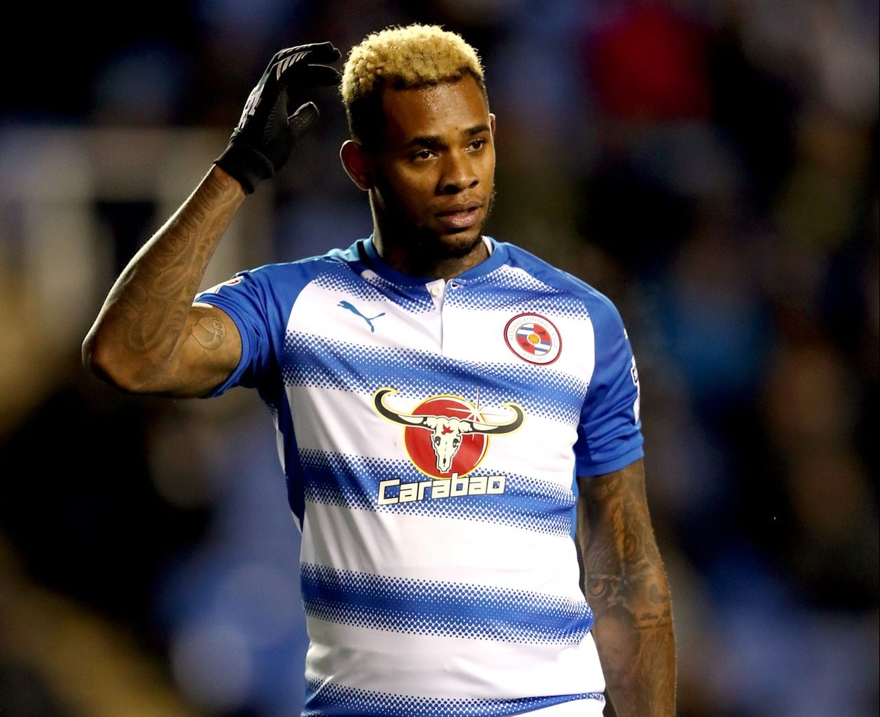 Bacuna Vows To Fight For Bluebirds