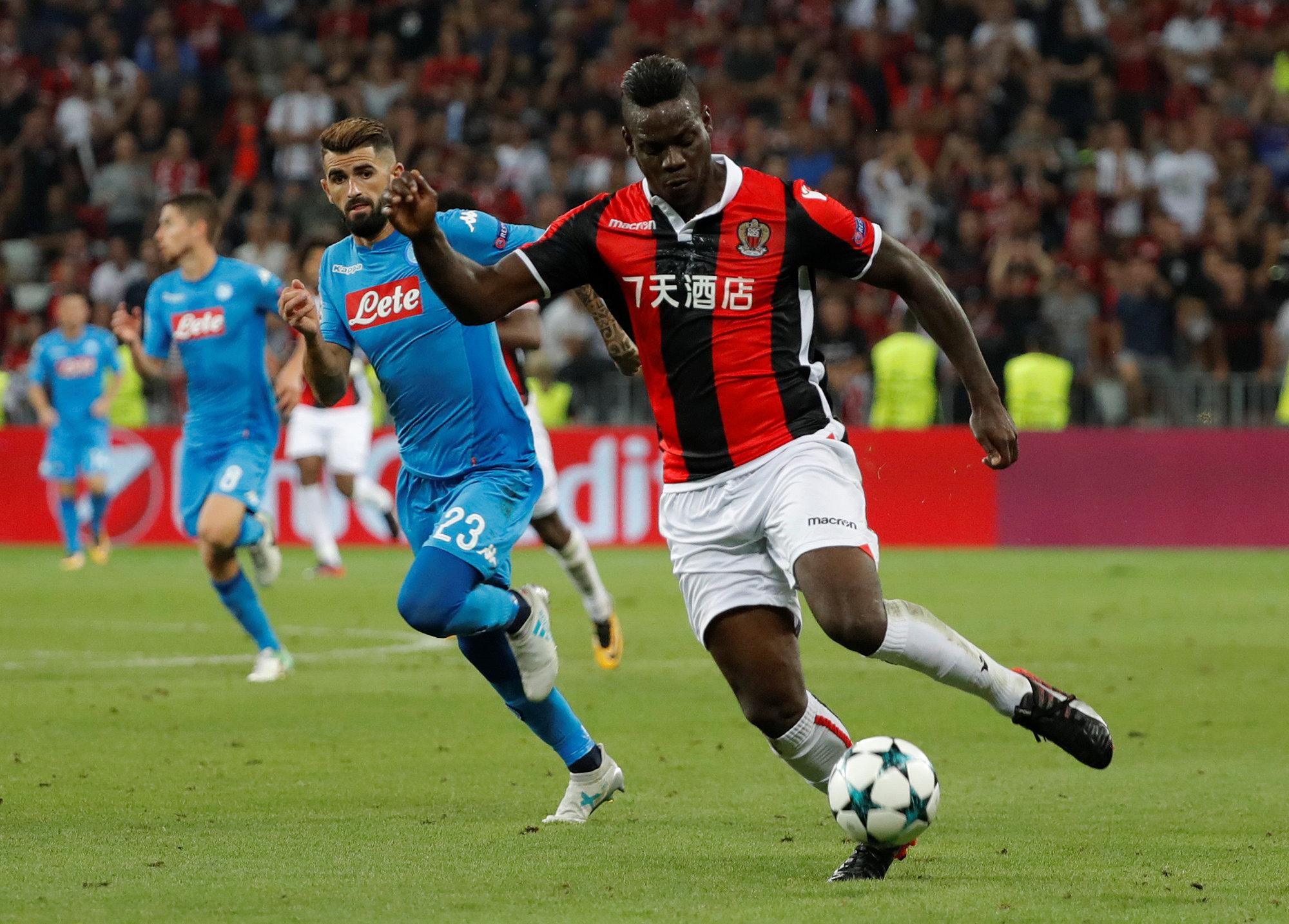 Balotelli Could Be Granted Nice Exit
