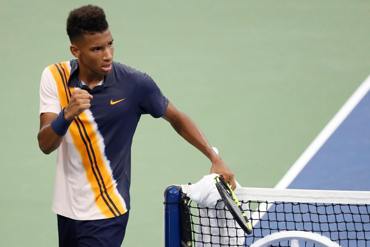 Canadian, Auger-Aliassime Keen To Take Chance