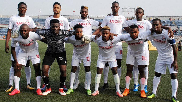 CAFCC: Rangers Edge Bantu Over Two Legs To Reach Group Stages