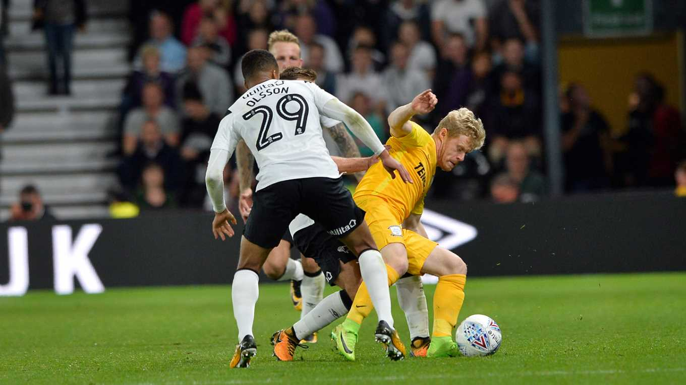 EFL Championship Round 30 Preview: Derby Look For Three Points At Preston