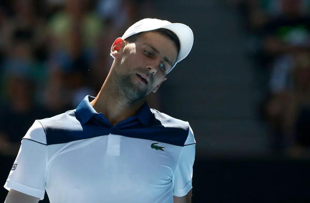 Djokovic Sets Up Tsonga Clash