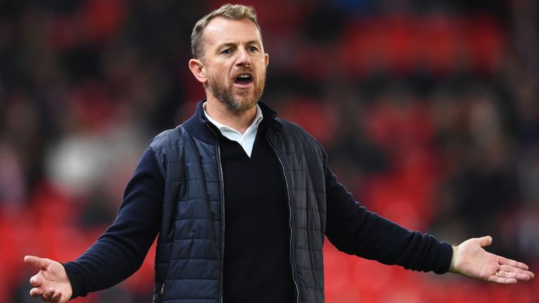 Etebo To Work With New Coach As Stoke City Sack Rowett