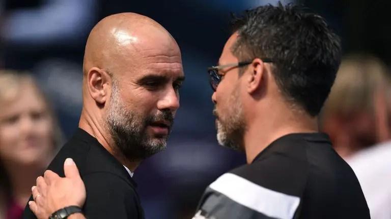 Guardiola Unsure Over Huddersfield Approach