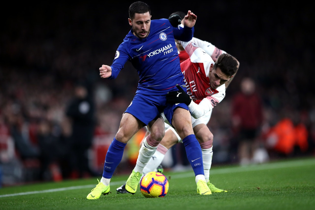 Hazard Comments Ease Chelsea Fears