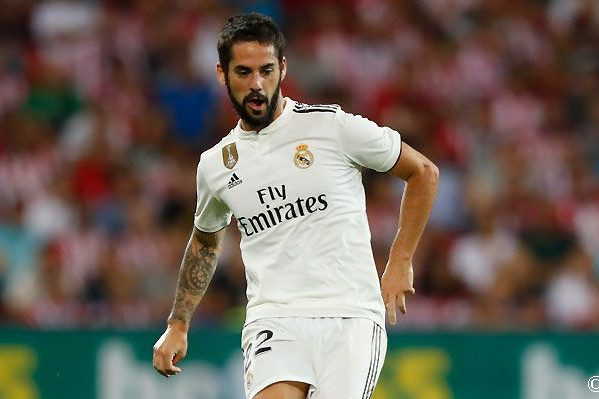 Isco Facing Uncertain Real Future