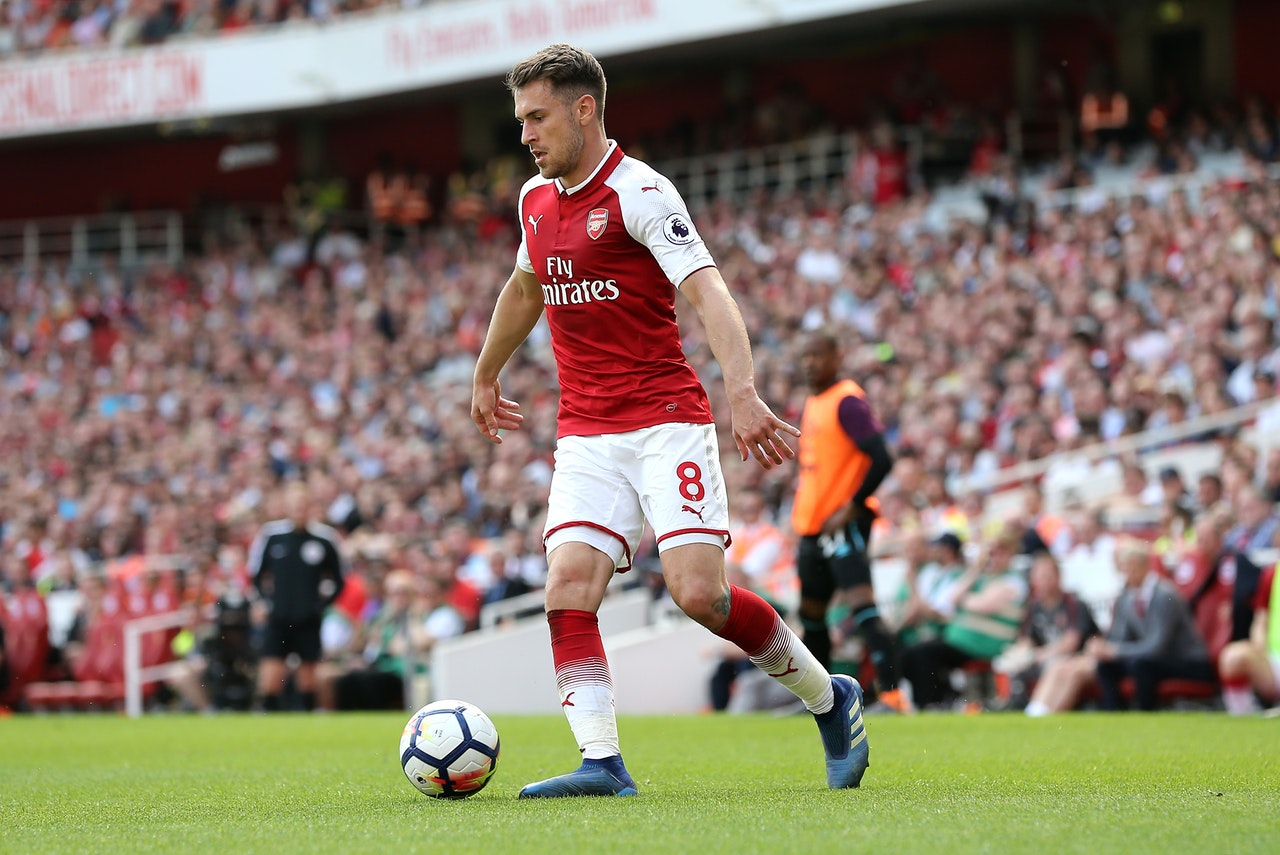 Ramsey Rumours, Juve Cool With It