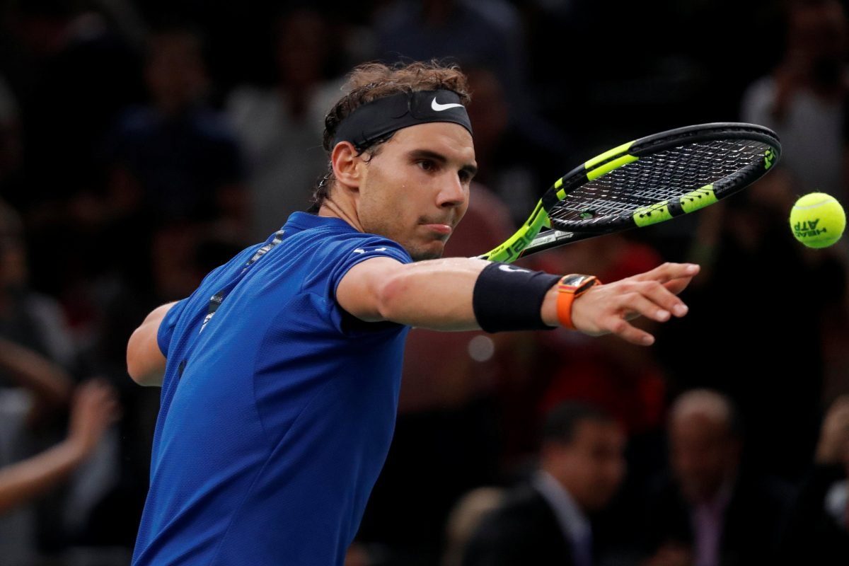 Nadal Hoping To Serve Up A Treat