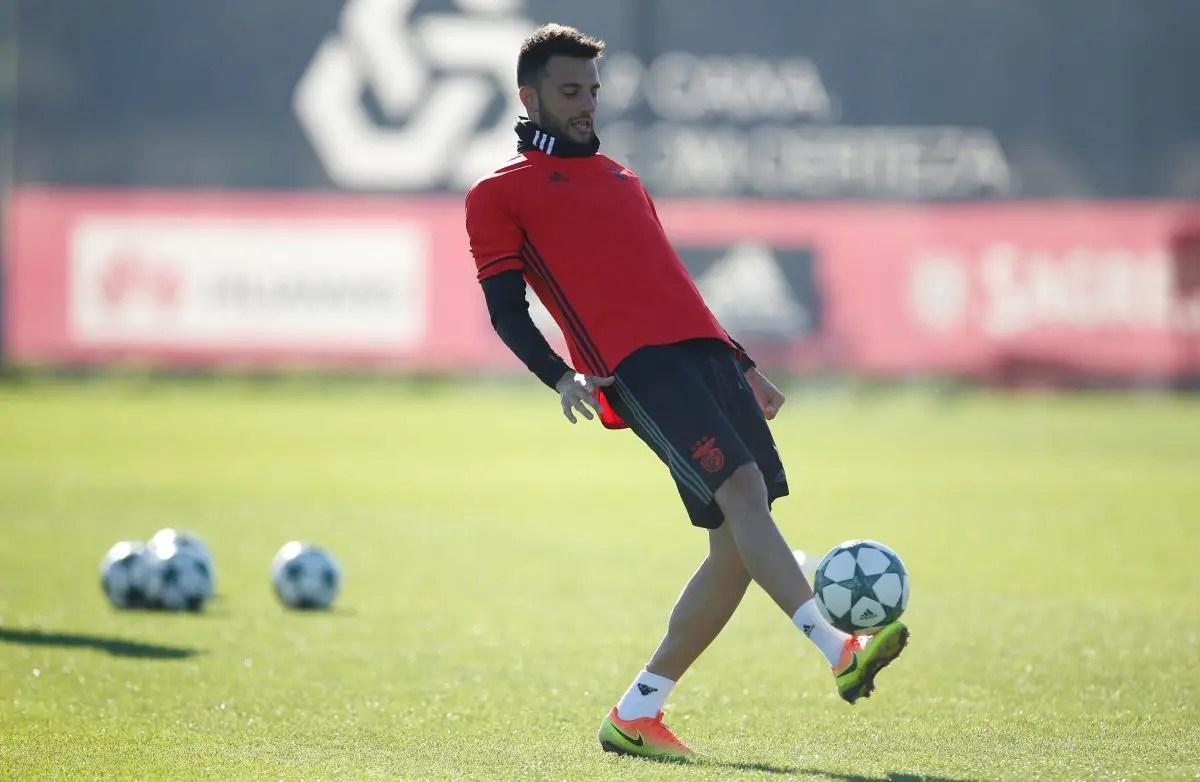 Newcastle cool interest in Benfica midfielder