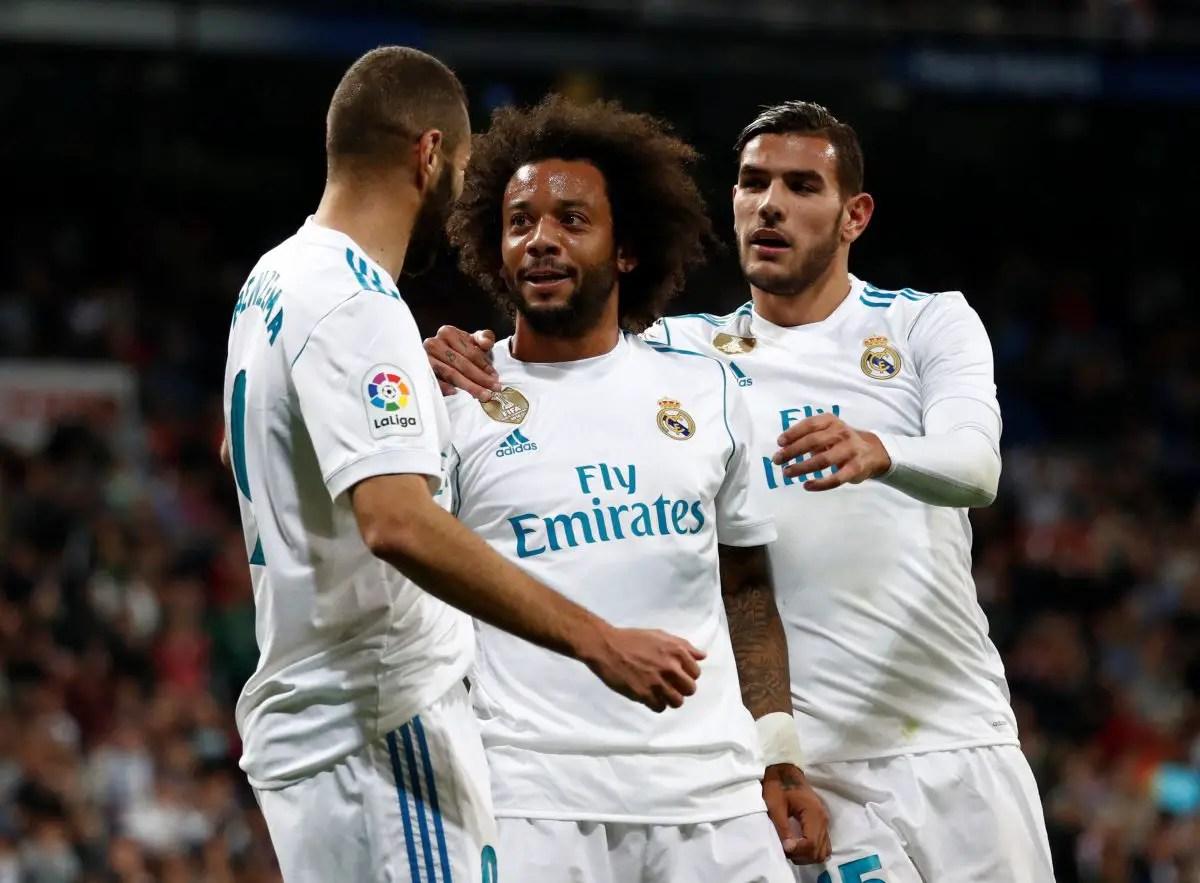 Solari Praises Out Of Favour Marcelo