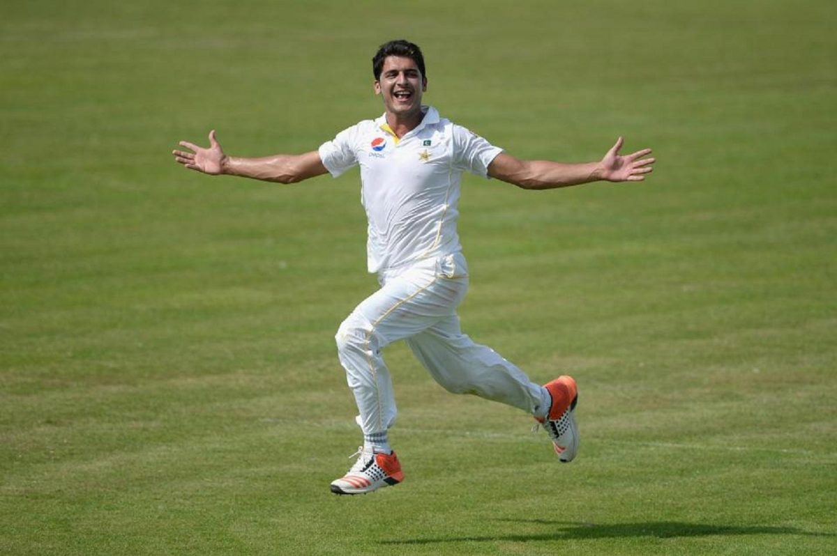 Sussex Bring In Pakistan International