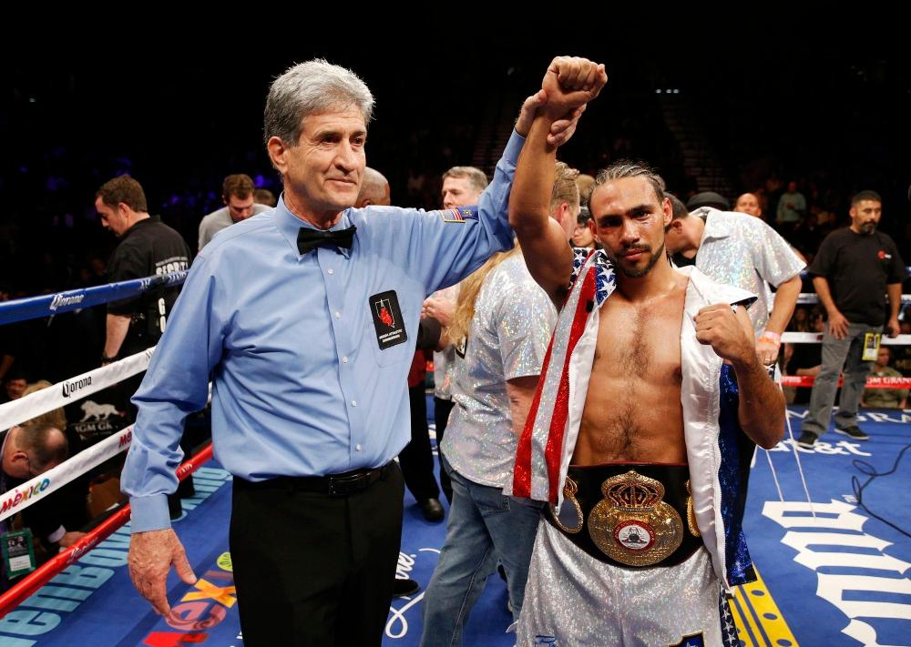 Thurman Targets Pacquiao Bout