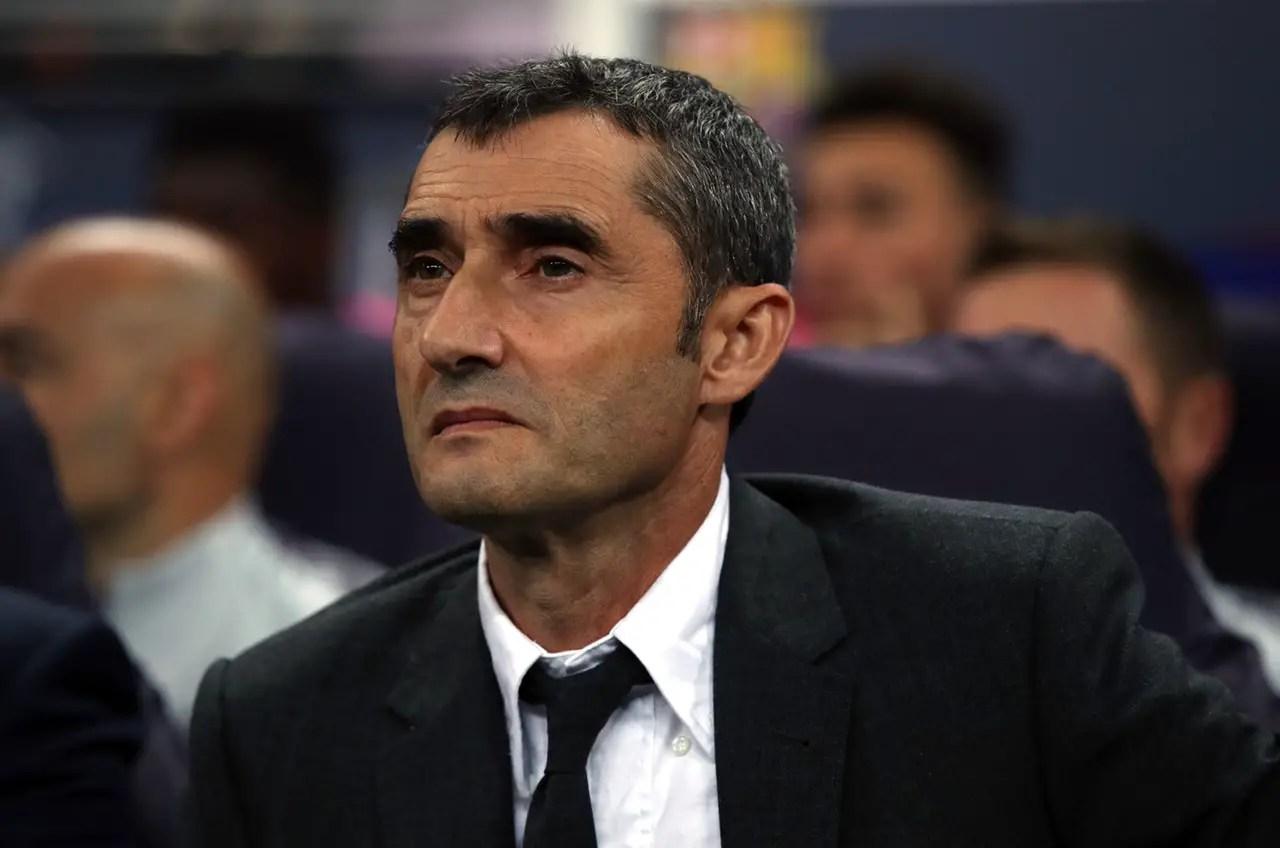 Valverde Shifts Barca Focus To Copa Del Rey