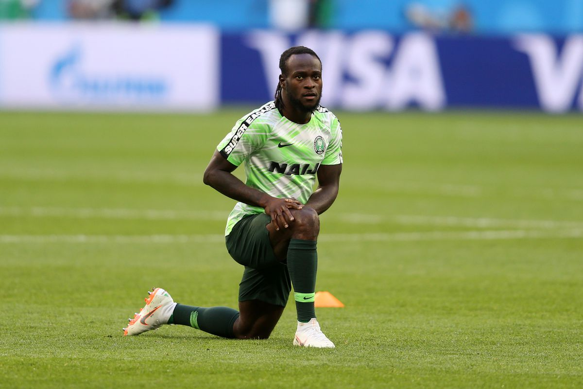 Rohr Ready To Welcome Moses Back If…