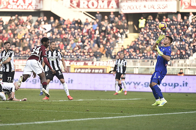 Aina Happy To Score First Serie A Goal For Torino