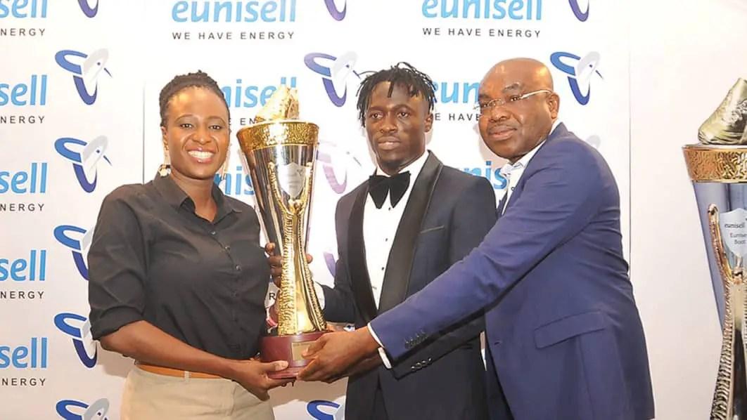 Lokosa Applauds Eunisell For Career Boost