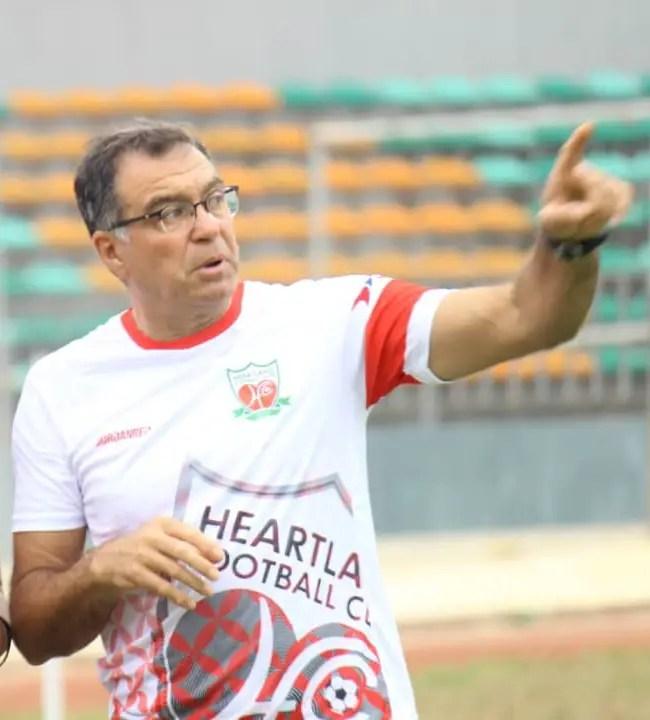 Heartland  Coach Tayfun Explains 7-Match Absence On The Dugout