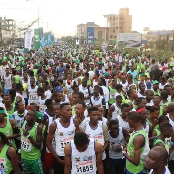 Odegbami: The Lagos City Marathon!