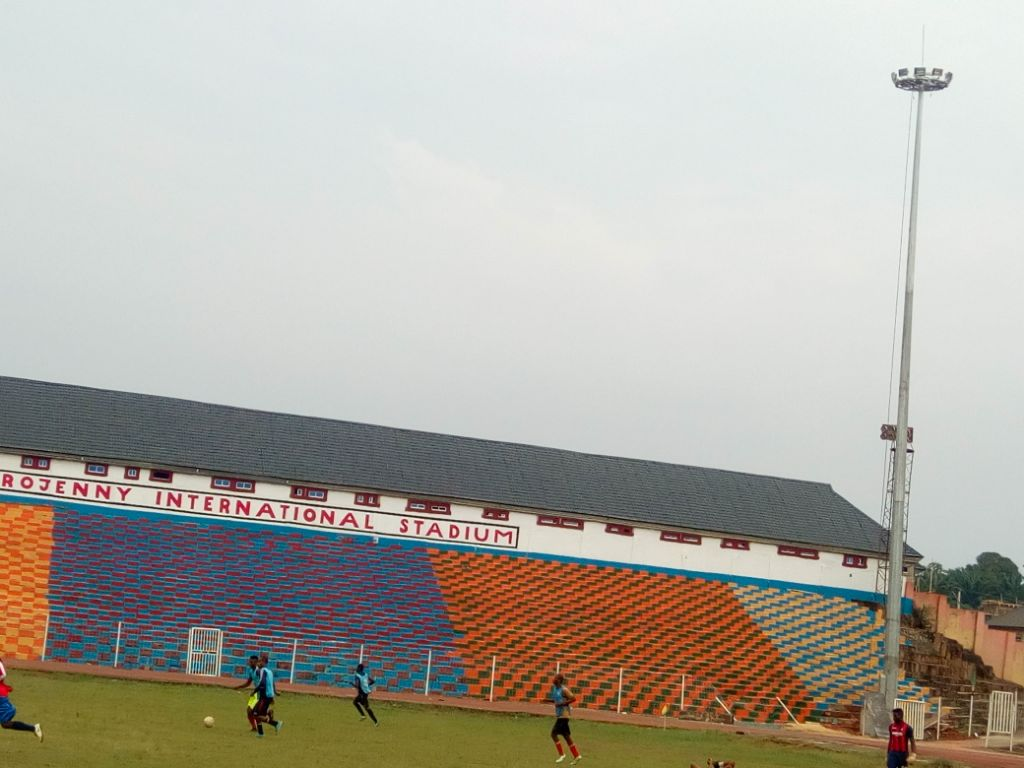 New-Look Rojenny Stadium Gets Floodlights, Owner Wants Super Eagles Games
