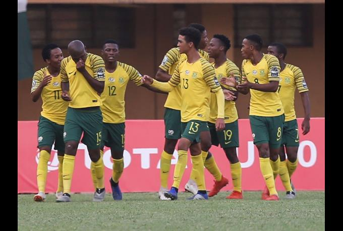 U-20 AFCON: South Africa Coach Senong Targets Victory Against Nigeria