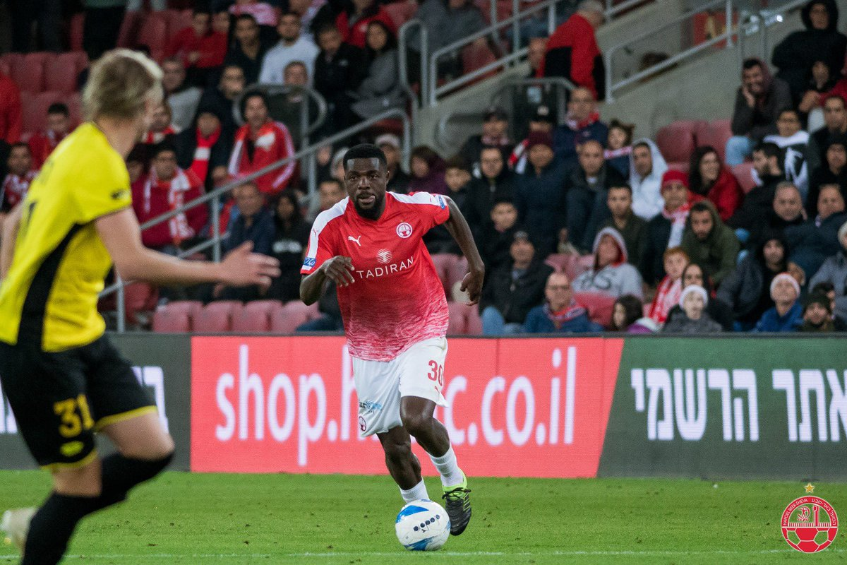Ogu Sad As Hapoel Beer Sheva Record 8th League Draw