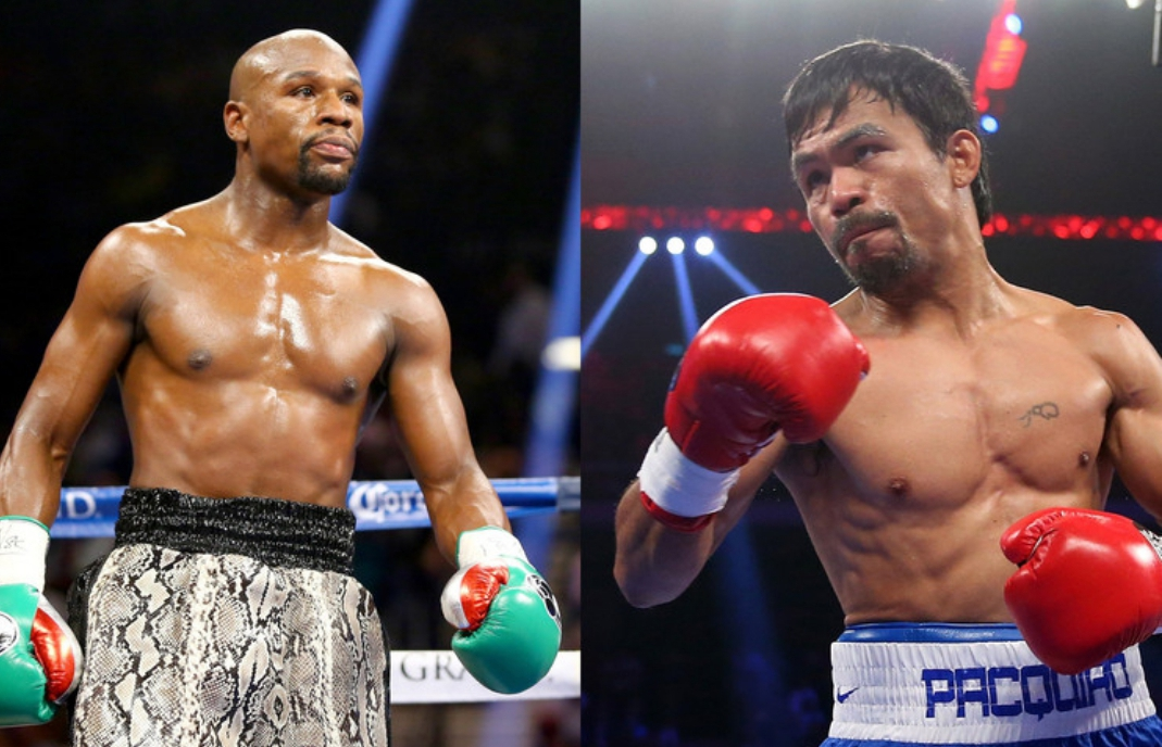 Pacquiao Plans To Retire After Rematch With Mayweather