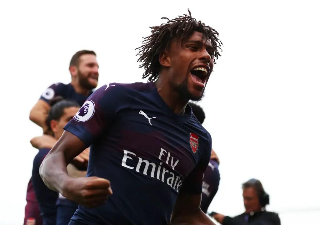 Emery: Arsenal Stars Always Want Iwobi In Starting IX