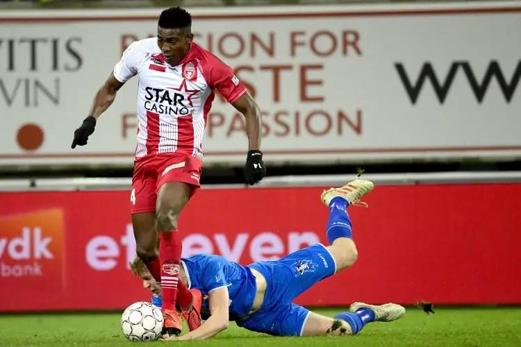 Awoniyi Makes Team of Week in Belgium