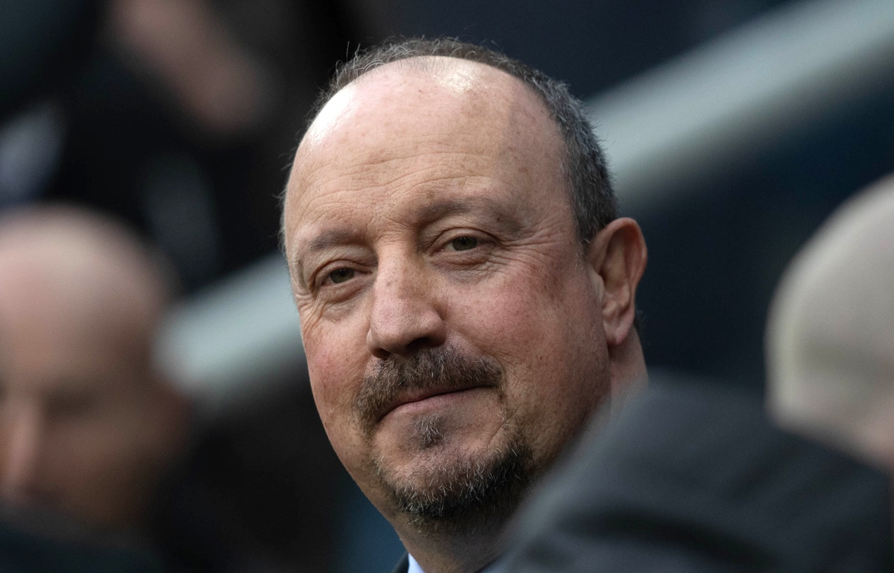 Benitez Plays Down Almiron Expectations