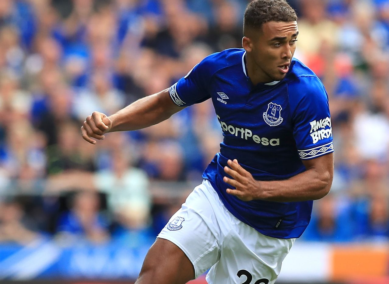 Calvert-Lewin Takes Confidence From Defeat
