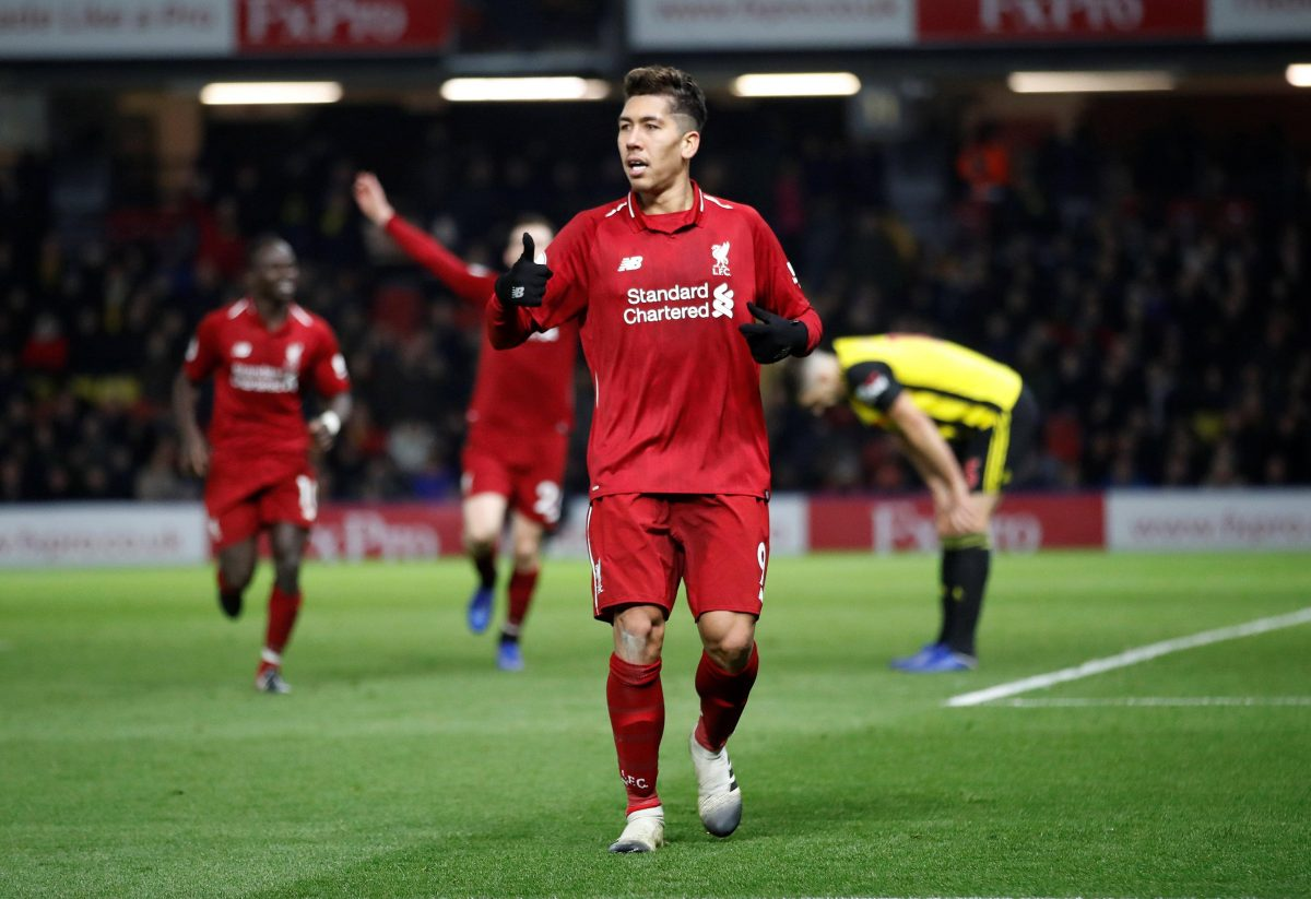 Firmino A Doubt For Hornets Clash