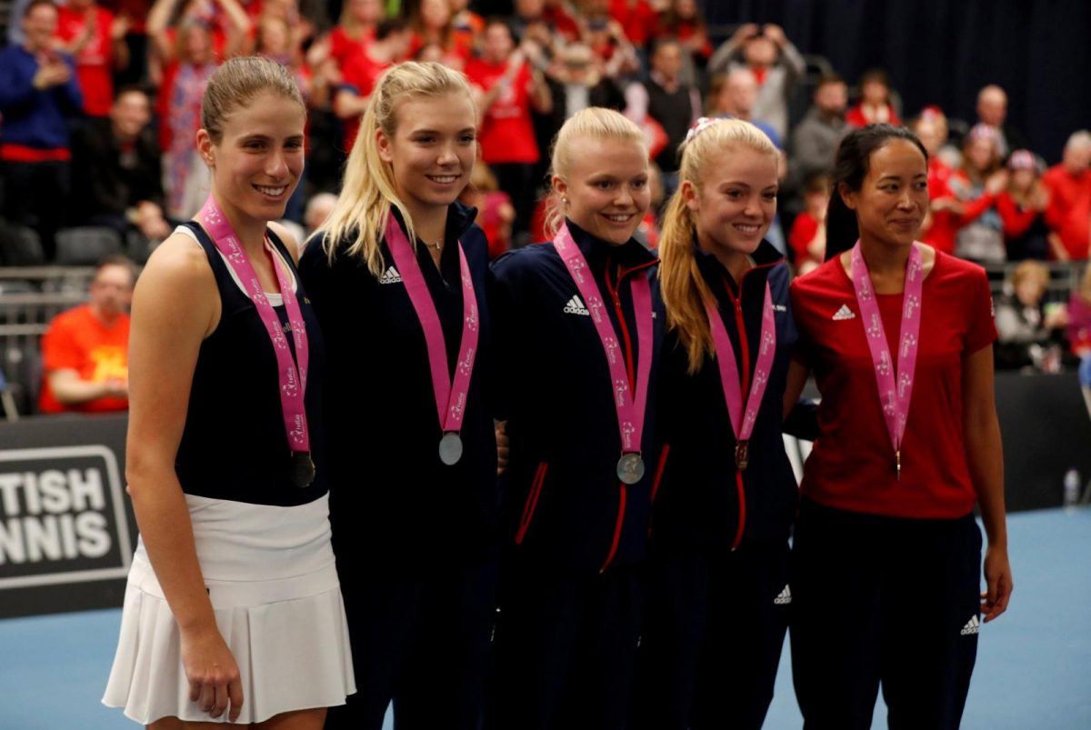 GB To Face Kazakhstan In Fed Cup