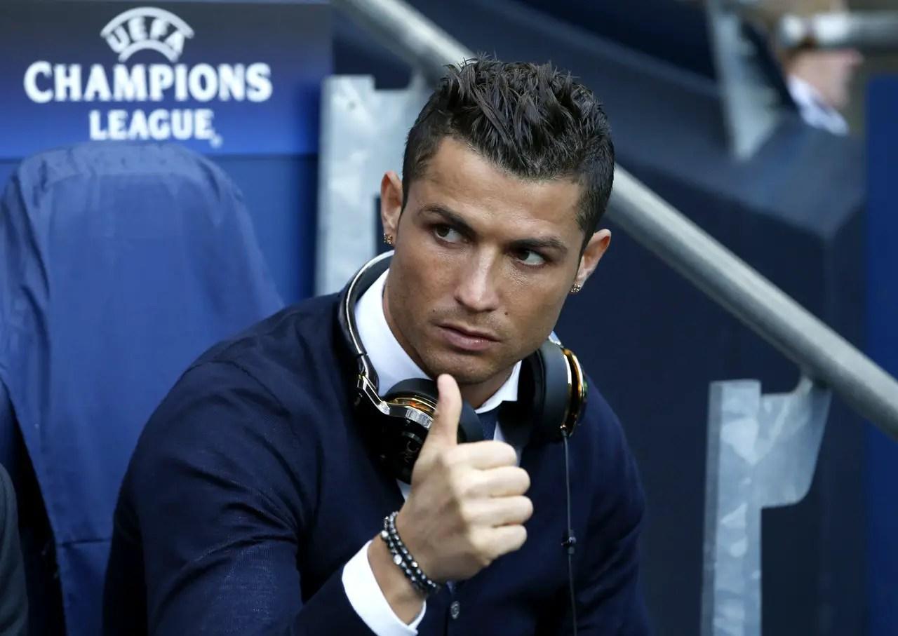 Juve Reveal Ronaldo Concerns