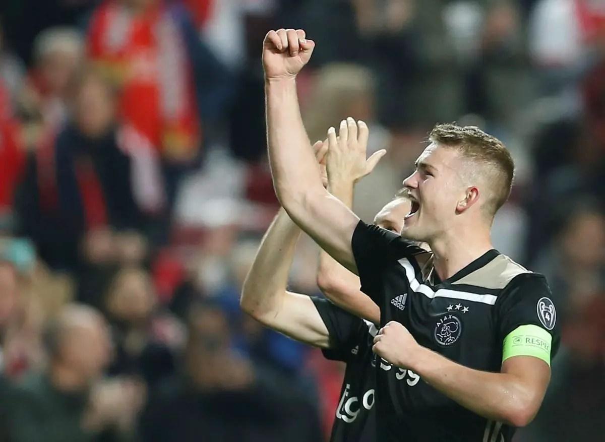 Juventus' Interest In Ajax Star Confirmed