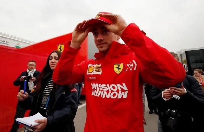 Leclerc Hoping To Make Impact